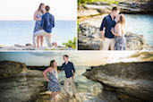 A surprise engagement shoot with Mike and Jess! She said yes. Cayman Islands.