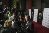 Viggo Mortensen, The Road premier, Chinese Theater, Hollywood