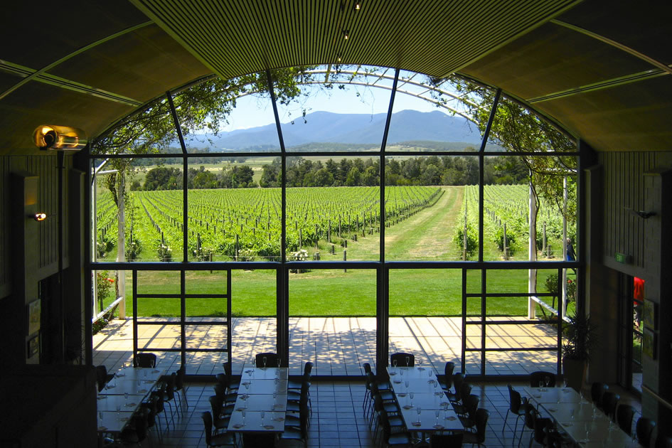 Domaine Chandon Vineyard, Victoria