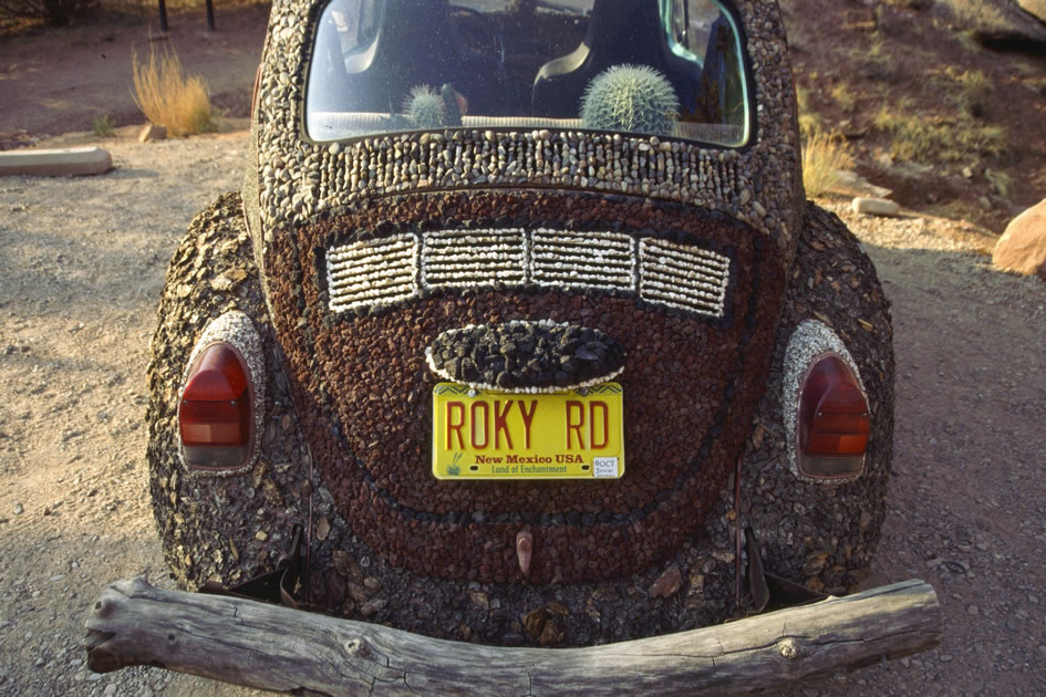 Rocky roads for this Volkswagen