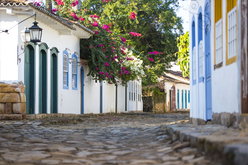 The picturesque colonial town of Paraty.Learn more about Paraty here.