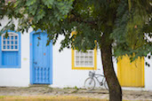 The picturesque colonial town of Paraty.  Learn more about Paraty here.