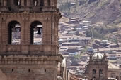 Church in Cuzco
