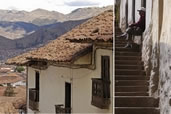 The hills of Cuzco