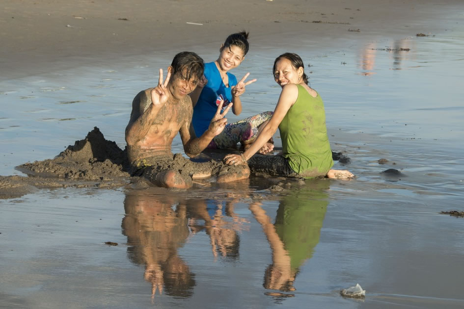 Fun in the Sand, Canggu, Bali