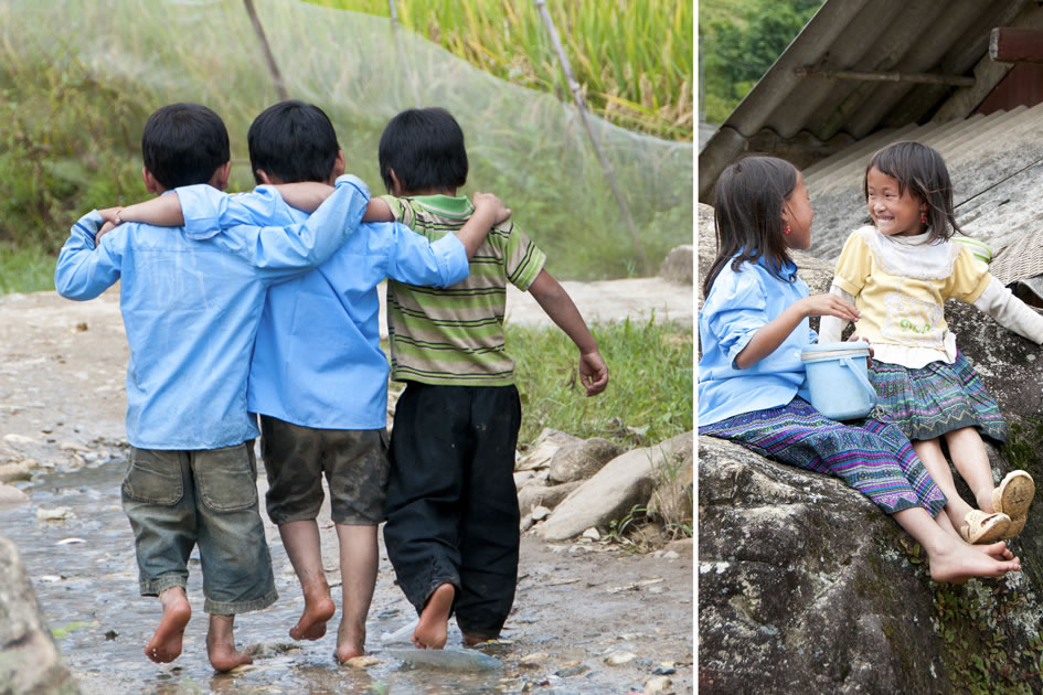 Children of Sapa